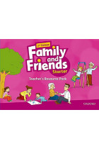 Купить - Книги - Family & Friends: Starter Teacher's Resource Pack