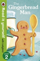 Купити - Книжки - The Gingerbread Man. Level 2