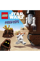 Купити - Книжки - Lego Star Wars. A New Hope