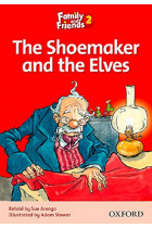 Купить - Книги - Family and Friends 2: Reader B. The Shoemaker and the Elves