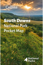 Купити - Книжки - South Downs National Park Pocket Map