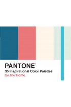 Купити - Книжки - Pantone: 35 Inspirational Color Palettes for the Home
