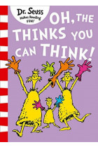 Купити - Книжки - Oh, The Thinks You Can Think!