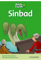 Купить - Книги - Family and Friends. Readers 3. Sinbad
