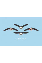 Купити - Книжки - I Like Birds: Flying Puffins Guest Book