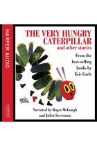 The Very Hungry Caterpillar. Audio CD