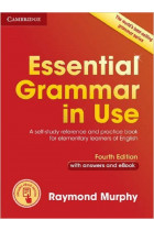 Купить - Книги - Essential Grammar in Use with Answers and Interactive eBook : A Self-Study Reference and Practice Book for Elementary Learners of English