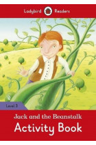 Купити - Книжки - Jack and the Beanstalk Activity Book. Ladybird Readers Level 3