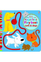 Купить - Книги - Baby's Very First Fingertrails Playbook Cats and Dogs