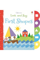 Купить - Книги - Look and Say: First Shapes
