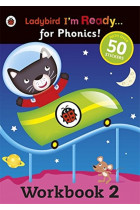 Купити - Книжки - Workbook 2: Ladybird I'm Ready for Phonics