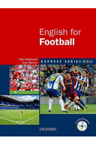 Купить - Книги - English for Football. Student's Book and MultiROM Pack