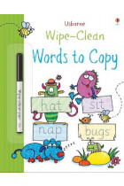 Купить - Книги - Wipe-Clean. Words to Copy