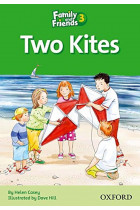 Купить - Книги - Family and Friends Readers 3. Two Kites