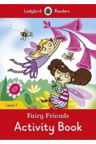 Купити - Книжки - Fairy Friends Activity book. Ladybird Readers Level 1