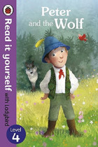 Купити - Книжки - Read It Yourself with Ladybird Peter and the Wolf
