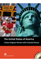Купить - Книги - Pre-Intermediate: Cultural Reader - The United States of America (+ CD-ROM)
