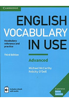 Купить - Книги - English Vocabulary in Use. Advanced Book with Answers and Enhanced eBook