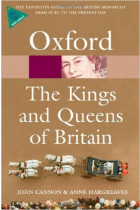 Купить - Книги - The Kings and Queens of Britain