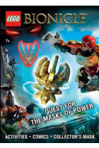 Купити - Книжки - Lego Bionicle. Quest for the Masks of Power