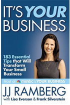 Купить - Книги - It's Your Business : 183 Essential Tips that Will Transform Your Small Business