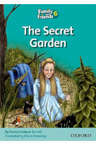 Купить - Книги - Family and Friends 6. The Secret Garden. Reader B