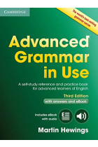 Купить - Книги - Advanced Grammar in Use Book with Answers and Interactive eBook
