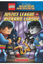 Купити - Книжки - Justice League vs. Bizarro League