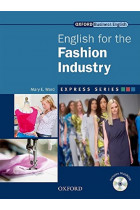 Купить - Книги - English for the Fashion Industry. Student Book and MultiROM Pack