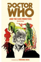 Купить - Книги - Doctor Who and the Cave Monsters