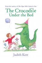 Купить - Книги - The Crocodile Under the Bed