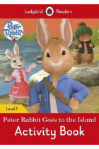 Купити - Книжки - Peter Rabbit: Goes to the Island Activity Book. Ladybird Readers Level 1