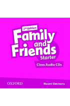 Купить - Книги - Family & Friends: Starter Class Audio CD (2)