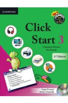Купить - Книги - Click Start 3 Student's Book with CD-ROM