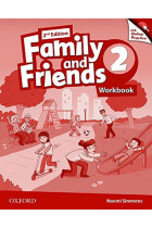 Купить - Книги - Family & Friends: 2 Workbook & Online Practice Pack