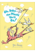 Купити - Книжки - Oh, Baby, The Places You'll Go!
