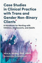 Купити - Книжки - Case Studies in Clinical Practice with Trans and Gender Non-Binary Clients
