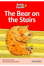 Купить - Книги - Family and Friends 2. Readers. The Bear on the Stairs