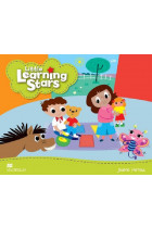 Купити - Книжки - Little Learning Stars Pupil's and Activity Book Combined