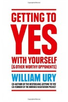Купити - Книжки - Getting to Yes with Yourself: And Other Worthy Opponents