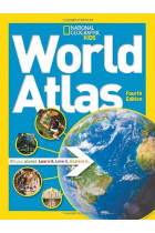 Купить - Книги - National Geographic Kids World Atlas
