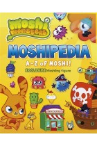 Купити - Книжки - Moshi Monsters. Moshipedia