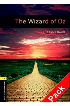 Купити - Книжки - The Wizard of Oz Audio CD Pack. Level 1