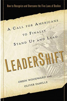 Купить - Книги - LeaderShift : A Call for Americans to Finally Stand Up and Lead
