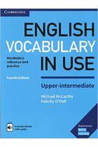 Купить - Книги - English Vocabulary in Use Upper-Intermediate Book with Answers and Enhanced eBook. Vocabulary Reference and Practice