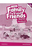 Купить - Книги - Family and Friends 2nd Edition Starter Workbook