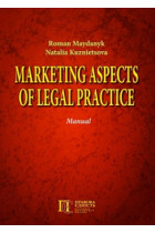Купить - Книги - Marketing aspects of Legal Practice. Manual