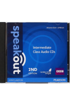 Купить - Книги - SpeakOut 2nd Edition Intermediate Class CD