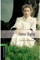 Купити - Книжки - Oxford Bookworms Library. Level 6. Jane Eyre Audio Pack
