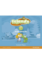 Купить - Книги - Islands Level 1 Audio CD for Pack